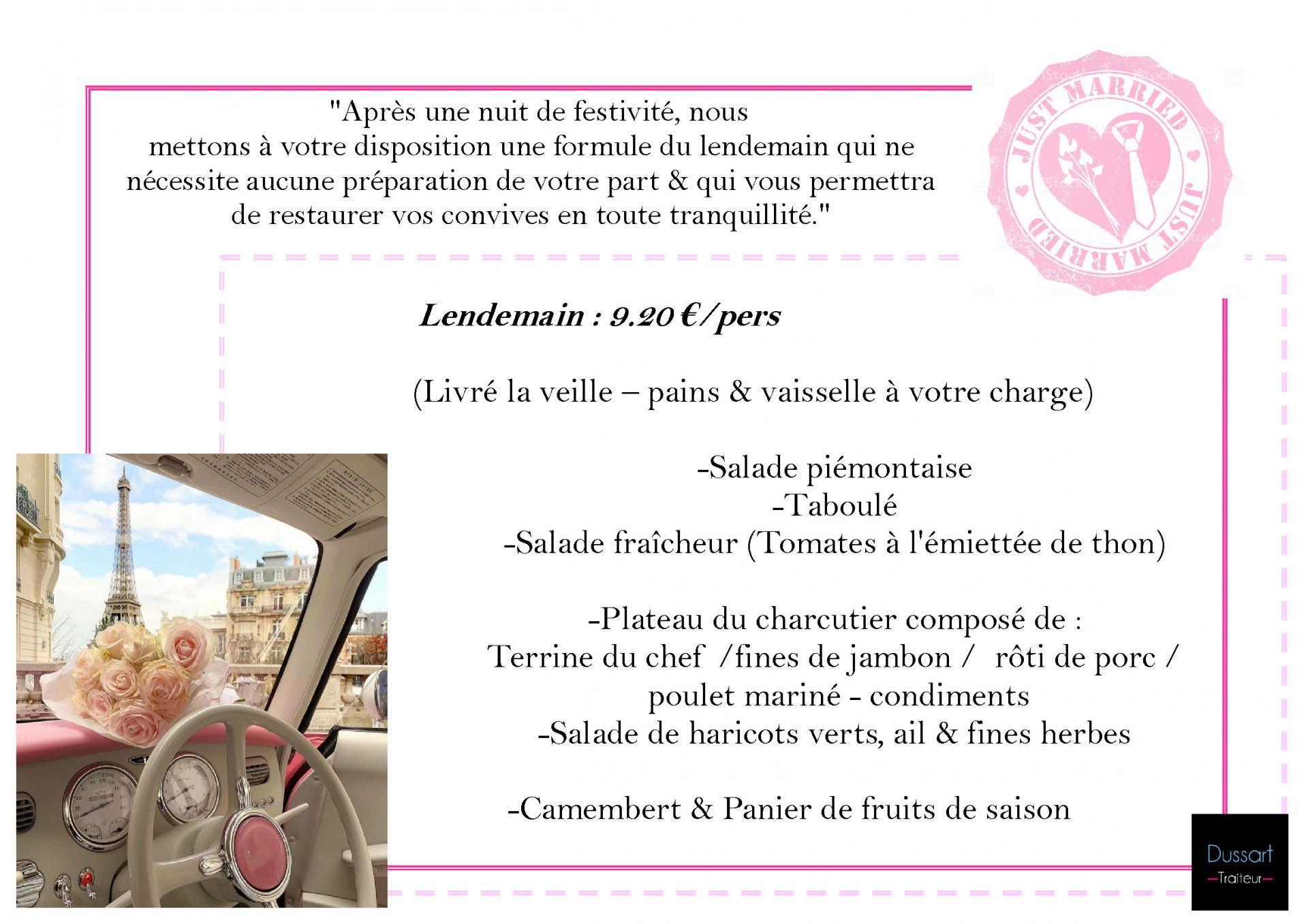 Carte mariage page 16